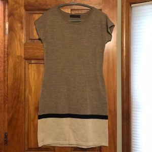Fall neutral sweater dress The Limited